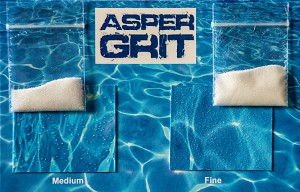 Asper Grit Clear Particles One Pint Sifter