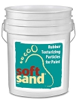 SoftSand Rubber Particles Five Gallon Pail